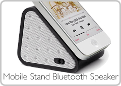 Mobile Stand Bluetooth Speaker