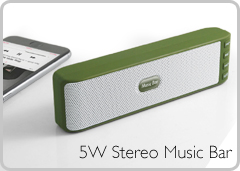 5W Stereo Music Bar