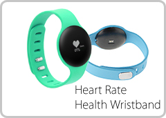 Heart Rate Health Wristband