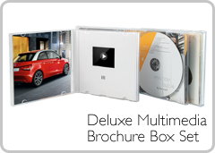 Deluxe Multimedia Brochure Box Set